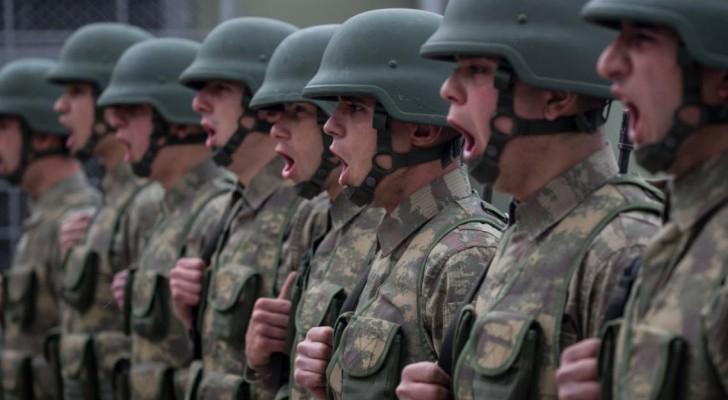 حرس الحدود التركي