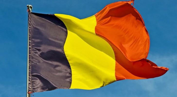 علم بلجيكا