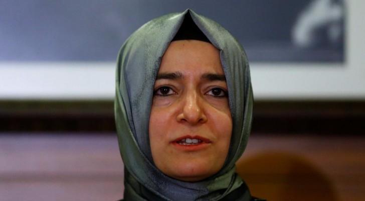 وزيرة الأسرة التركية