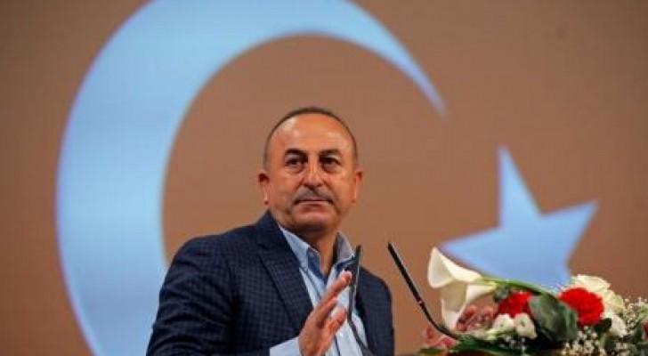 وزير الخارجية التركي مولود تشاووش