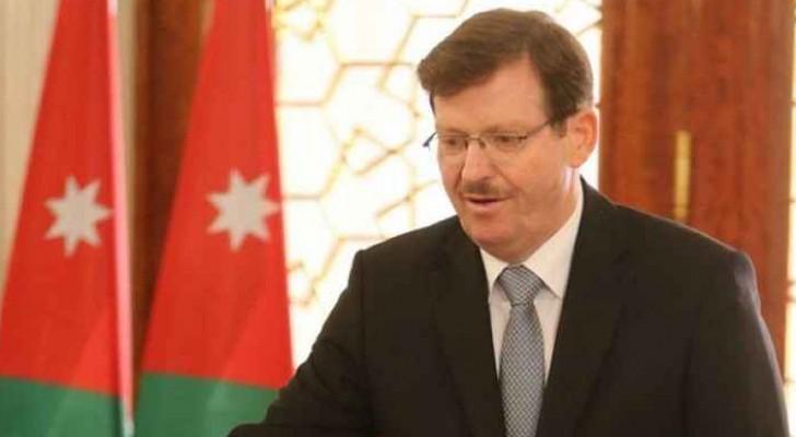 وزير الصحة الدكتور محمود الشياب
