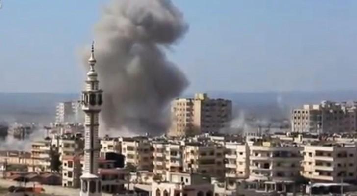 من اثار الحرب على سوريا