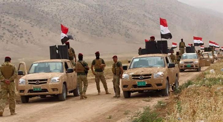 القوات العراقية في الموصل- ارشيفية