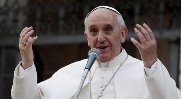 البابا فرنسيس - أرشيف