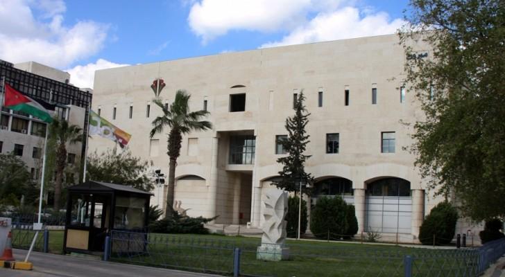 مبنى أمانة عمّان - أرشيفية