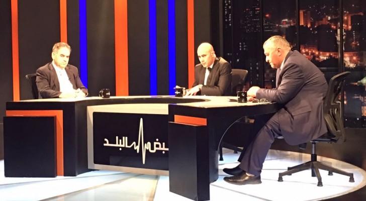 مقدم وضيوف حلقة نبض البلد
