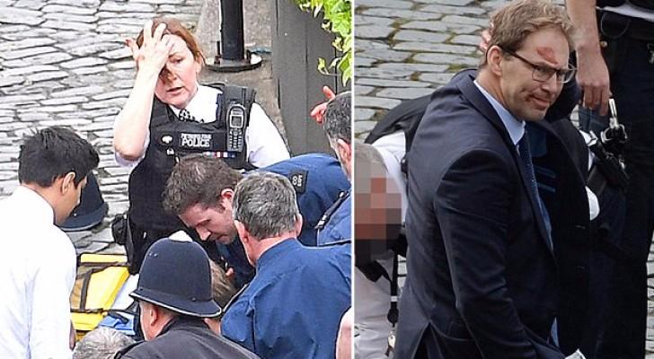 الهجوم في محيط البرلمان البريطاني أسفر عن وقوع قتلى وجرحى