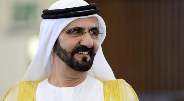 حاكم دبي سمو الشيخ محمد بن راشد آل مكتوم