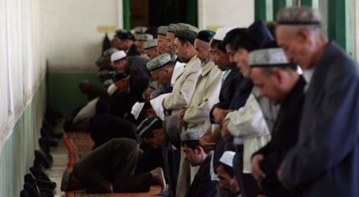 يعد إقليم شينجيانغ موطن أقلية الإيغور وأغلبها من المسلمين