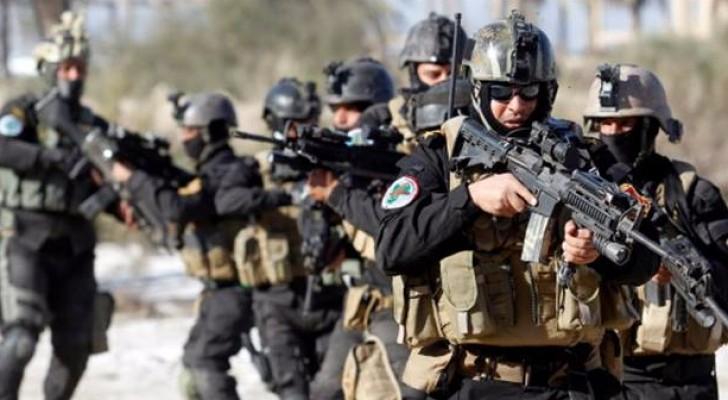 قوات مكافحة الإرهاب العراقية