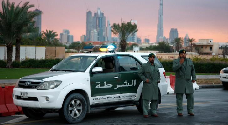 شرطة دبي - أرشيفية