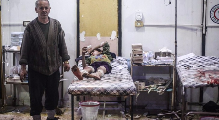 قتلى غالبيتهم من الأطفال بهجوم كيماوي في إدلب السورية