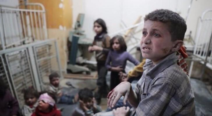 ارتفع عدد القتلى ليبلغ الخميس 86 قتيلا بينهم 30 طفلا