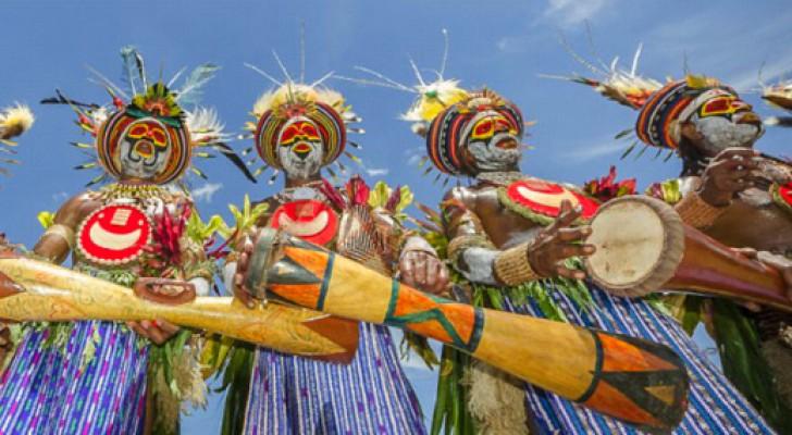 قبائل افريقية