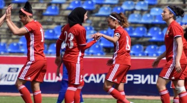 منتخب السيدات لكرة القدم