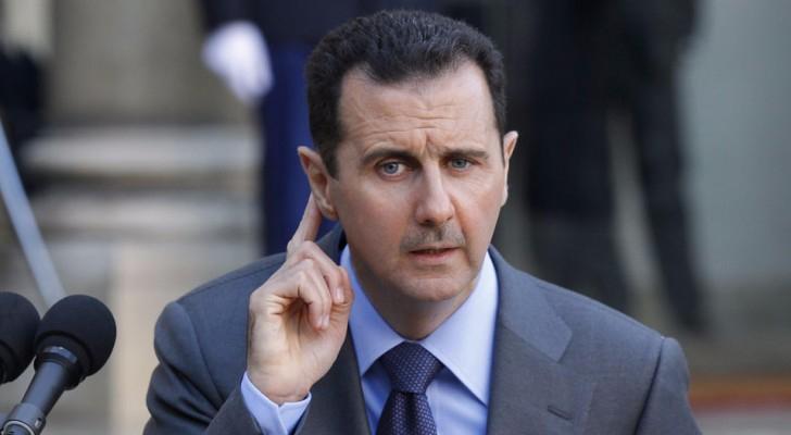 بشار الأسد - ارشيفية