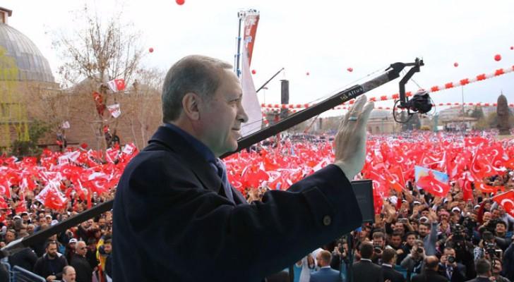 الرئيس التركي رجب طيب ادوغان