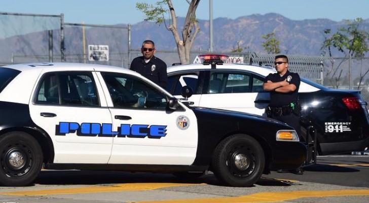 شرطة كاليفورنيا