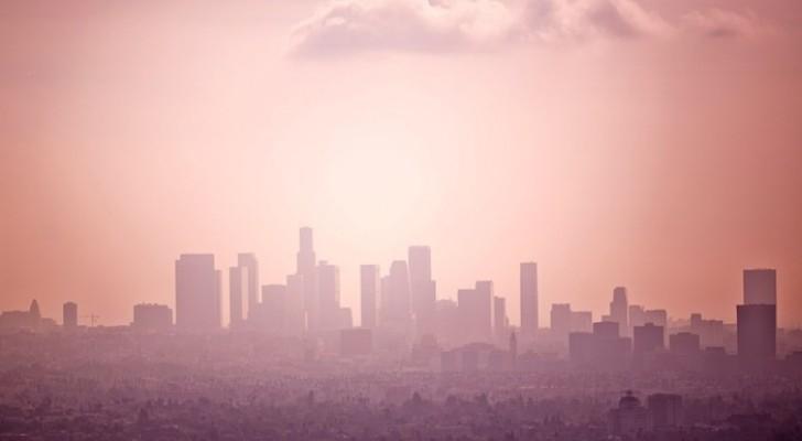 كاليفورنيا الولاية الأكثر تلوثا في الولايات المتحدة