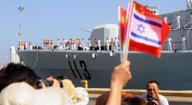 الصين سترسل الاف عمال البناء الى اسرائيل