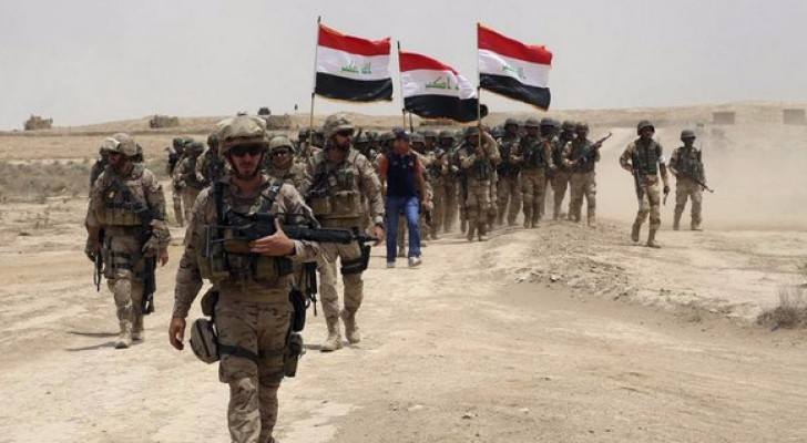 القوات العراقية - تعبيرية