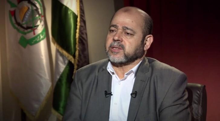 """القيادي في حركة المقاومة الإسلامية """"حماس"""" موسى أبو مرزوق"""