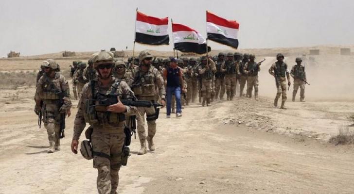 القوات العراقية- ارشيفية