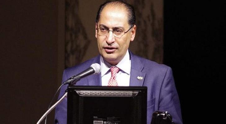 وزير الطاقة والثروة المعدنية الدكتور إبراهيم سيف