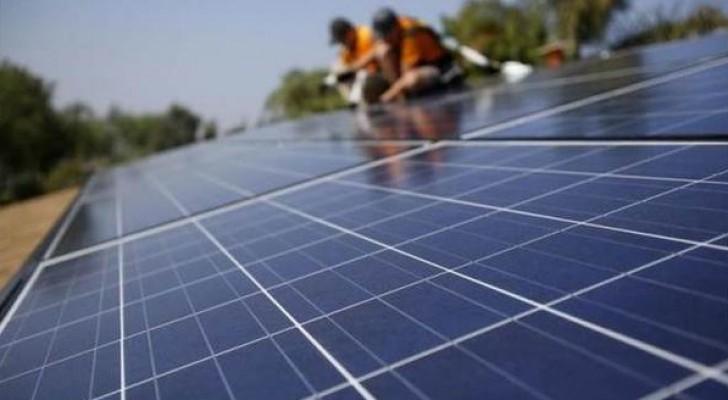 الإمارات تطلق أكبر محطة للطاقة الشمسية بالعالم
