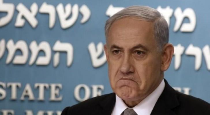 رئيس وزراء حكومة الاحتلال بنيامين نتنياهو