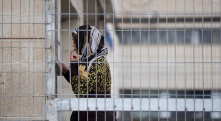 الأسيرات الفلسطينيات يتعرضن لسوء معاملة
