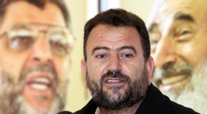 عضو المكتب السياسي لحركة حماس صالح العاروري
