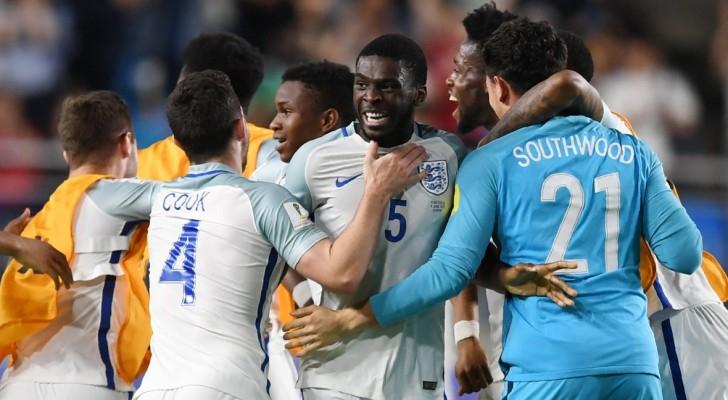 إنجلترا تفوز على فنزويلا وتحقق لقب كأس العالم تحت 20 عاماً