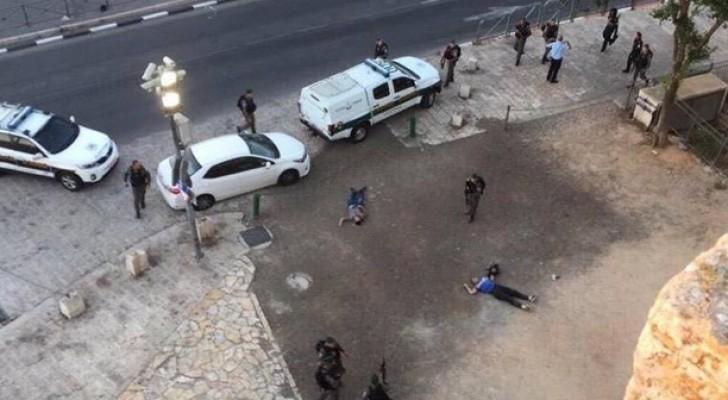 استشهاد ٣ فلسطينيين برصاص الاحتلال في باب العامود