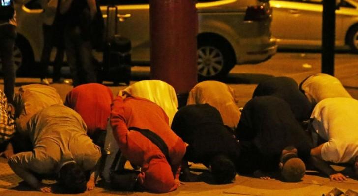 شرطة بريطانيا: كل ضحايا هجوم المسجد في لندن مسلمين