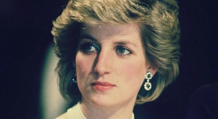 الأميرة البريطانية الراحلة ديانا