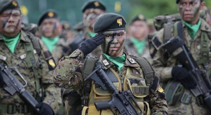 عناصر من الجيش الفلبيني - أرشيفية