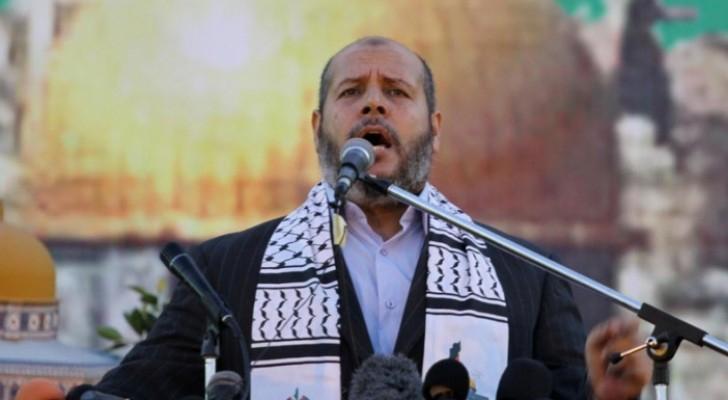خليل الحية عضو المكتب السياسي لحركة حماس