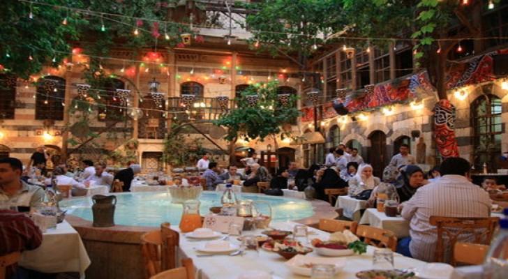 مطعم سوري - أرشيفية
