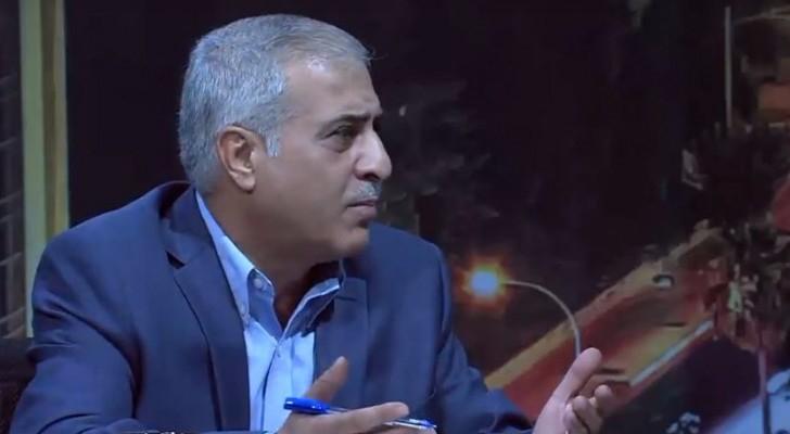 الكاتب حسين الرواشدة