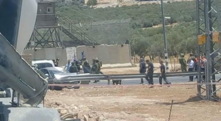 الصور من وسائل اعلام عبري