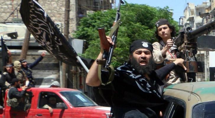 عناصر من مسلحي جبهة النصرة - ارشيفية
