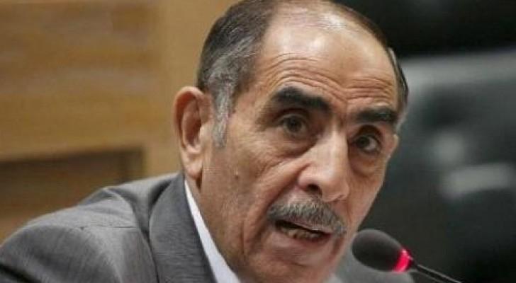 وزير الداخلية غالب الزعبي