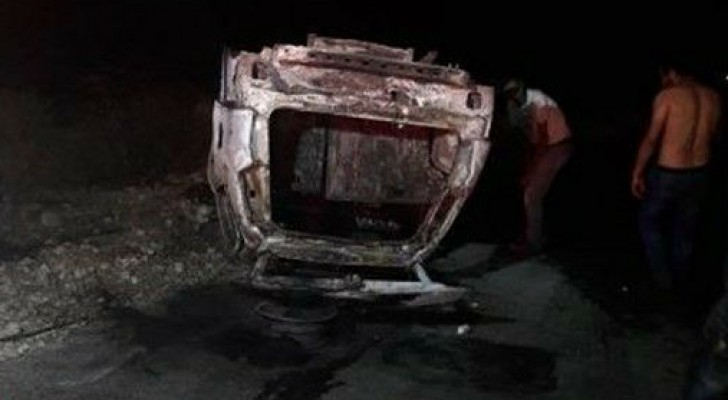 الأبناء ادعوا أن والدهم قضى بحادث سير ذاتي