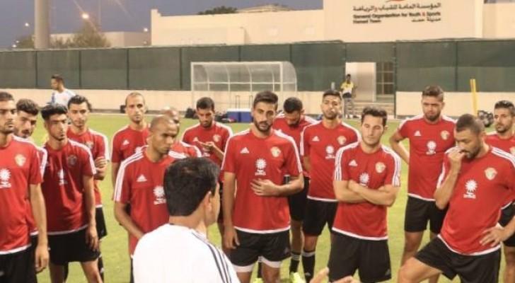 المنتخب الوطني يواجه البحرين ودياً استعداداً لأفغانستان