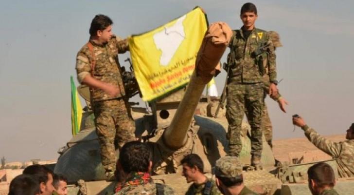 قوات سوريا الديموقراطية تسيطر على المدينة القديمة في الرقة