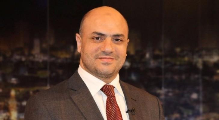 وزير الاوقاف والشؤون والمقدسات الاسلامية الدكتور وائل عربيات