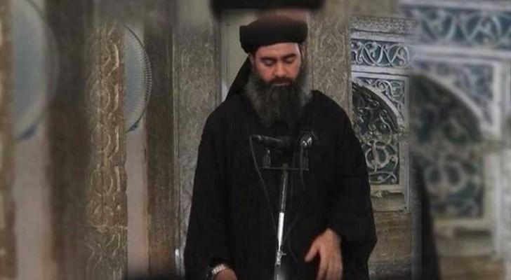 زعيم عصابة داعش الارهابية، أبو بكر البغدادي