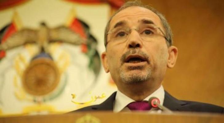 وزير الخارجية أيمن الصفدي - ارشيفية
