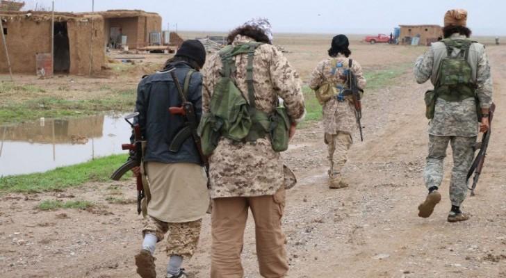 مقاتلو تنظيم داعش